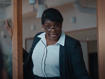 GEICO Acronyms Commercial Actress