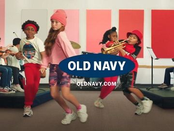 Old Navy Back to School Commercial