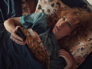 Uber Pass Falafel Commercial Actress