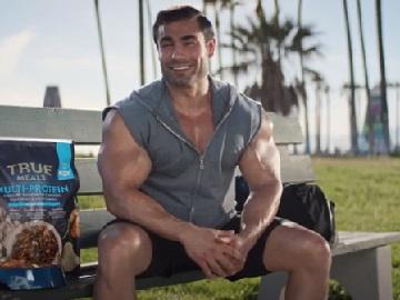 Petco True Meals Bodybuilder Commercial