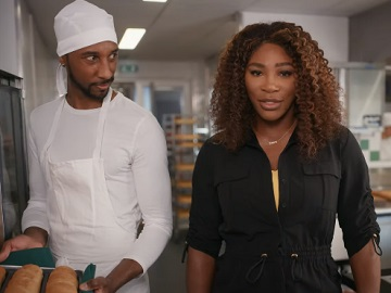 Subway Serena Williams Commercial