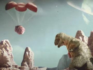 Coca-Cola Zero Sugar Dinosaur & Meteorite Commercial