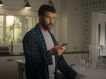 DoorDash Bubba Wallace Ordering Milk and Dog Food Commercial