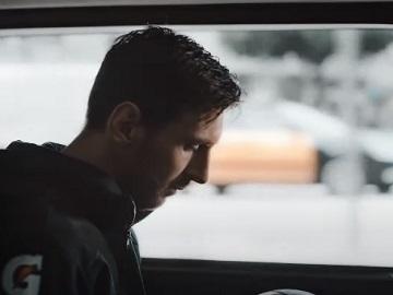 Gatorade Leo Messi Commercial