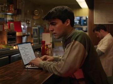 HP Spectre x360 Laptop Commercial Actor
