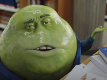 Mucinex DM 12 Hours Mr. Mucus at Library Commercial