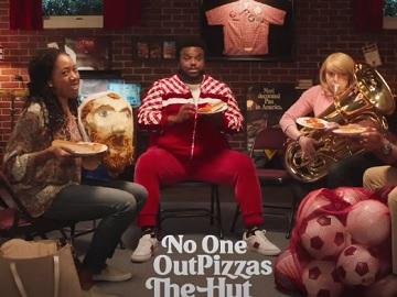 Pizza Hut Big Dinner Box Craig Robinson & Friends Commercial