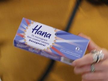 Hana Contraceptive TV Advert