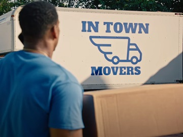 Yelp In Town Movers Commercial