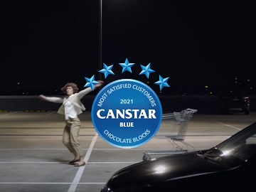 Aldi Australia Commercial - Feat. Woman Dancing on Shopping Trolley