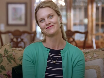 Chirp Wheel+ Sharon Not Karen Commercial Actress