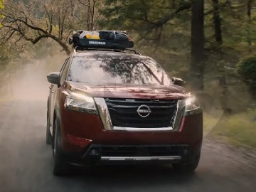 2022 Nissan Pathfinder Commercial
