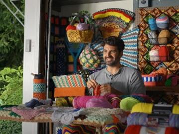 U.S. Bank Crochet Cody Commercial