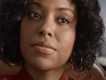 Lincoln Aviator Commercial Curly Actress - Where Does the Stress Go