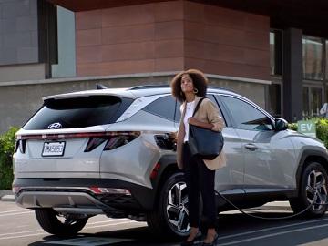 2022 Hyundai TUCSON Plug-in Hybrid EV Commercial - The Voice
