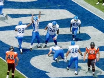 geico touchdown dance
