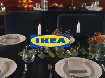 Ikea thanksgiving table commercial for Ikea commercial 2017