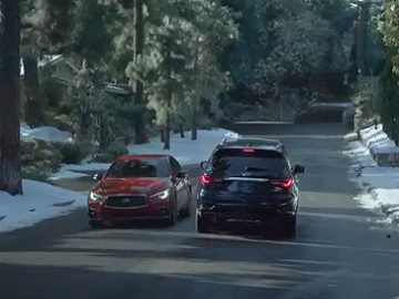 Legacy Auto Sales >> Infiniti Winter Sales Event Commercial - Longest Possible Way Home