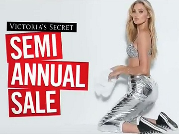 And luckily, we're fast approaching 's winter semi-annual sale! When Are the Semi-Annual Sales? As the name would suggest, Victoria's Secret's famed semi-annual sale is held twice each year. Typically, the store will offer the sale in June, along with late December and January.