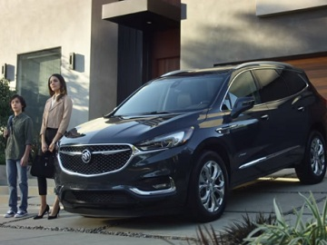 Buick Enclave Neighborhood Commercial - Dog Walker & Woman Wanting More Kids