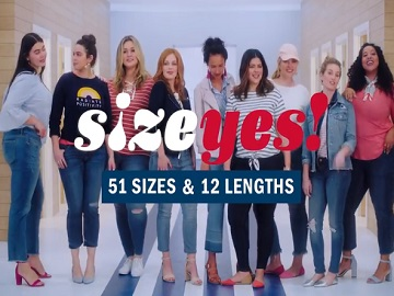 Old Navy Size Yes Denim Collection Commercial