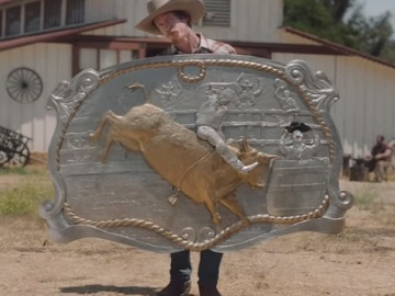 Geico Life Insurance >> GEICO Cowboy's Belt Buckle Commercial