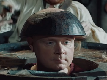 Bud Light Medieval Barbers Giving Bowl Cuts Commercial