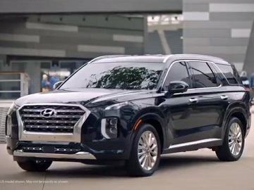 Hyundai Palisade Commercial - The Room to Move You