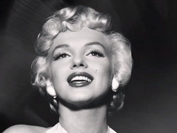 Zales Marilyn Monroe Collection Commercial